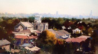 Distant Melbourne