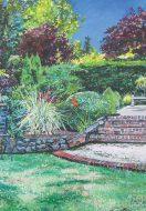 MSWPS Annie Davison Oliver Award 2015 Gouache on Illustration Board 70 x 50cm $1600 AUD Framed plus postage