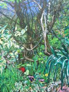 Winter Garden (The Seasons Series) Oil on Linen 99.5 x 122cm $5000 AUD plus postage
