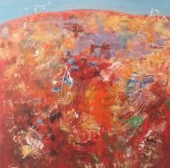 Central Australia Impression Mixed Media