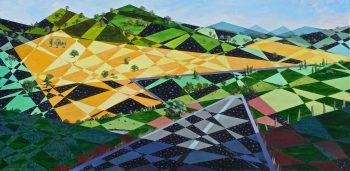 Lucerne Field Kiewa Valley