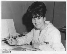 Margaret Gurney 1965