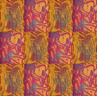 Interplay Yellow & Grey (set of 12) silk screen printing on 300gsm 56 x 76cm print paper